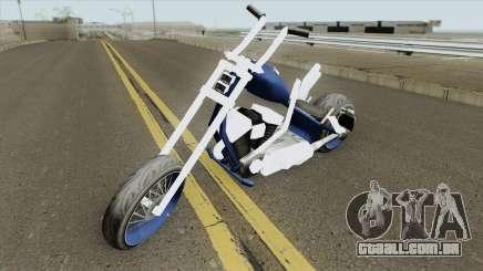 Ironclad para GTA San Andreas