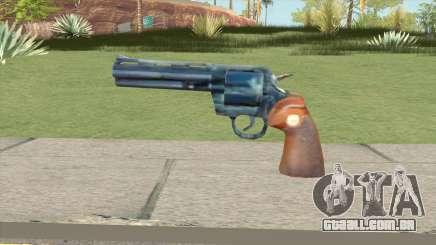 Revolver V1 (MGWP) para GTA San Andreas