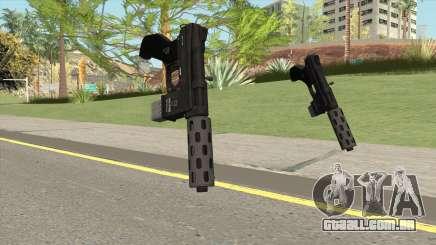 Vom Feuer Machine Pistol GTA V (Short Mag) para GTA San Andreas