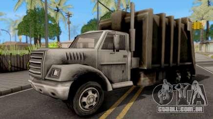Trashmaster GTA VC para GTA San Andreas