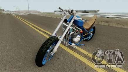 Prodigy (Kawasaki Z400 FX) para GTA San Andreas