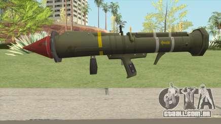Missile Launcher (Fortnite) para GTA San Andreas