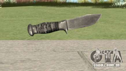 Knife HQ para GTA San Andreas