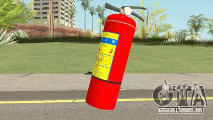 Fire Extinguisher para GTA San Andreas
