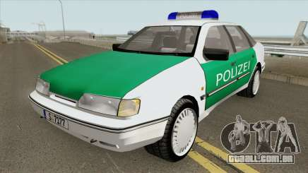 Ford Scorpio German Police para GTA San Andreas
