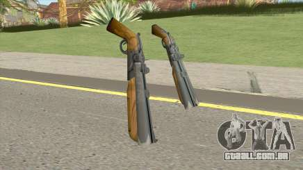 Sawnoff Shotgun (Fortnite) para GTA San Andreas