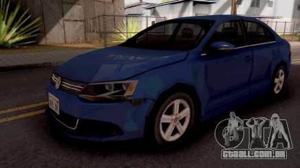 Volkswagen Jetta 2014 SA Style para GTA San Andreas