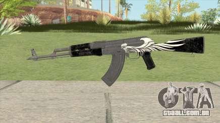 PUBG AK47 Glory para GTA San Andreas