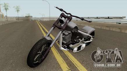 Liberty City Customs Avarus V2 GTA V para GTA San Andreas