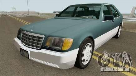 Mercedes-Benz S-Class W140 (US-Spec) para GTA San Andreas