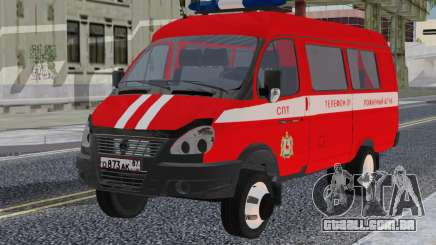 Gazela 33023 SPT para GTA San Andreas