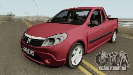 Dacia Sandero Pickup para GTA San Andreas