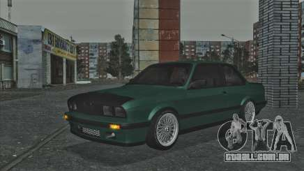 BMW E30 Modified para GTA San Andreas