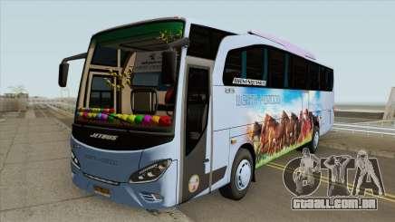 HINO RN285 Wisata Komodo para GTA San Andreas