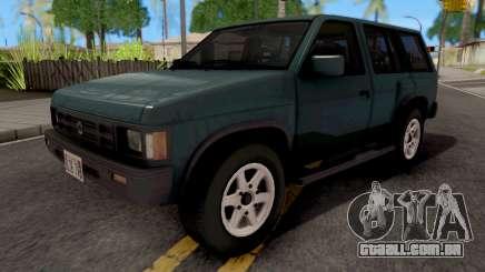 Annis Trailwilder 1992 para GTA San Andreas