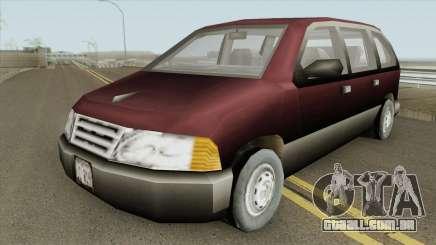 Blista GTA III para GTA San Andreas