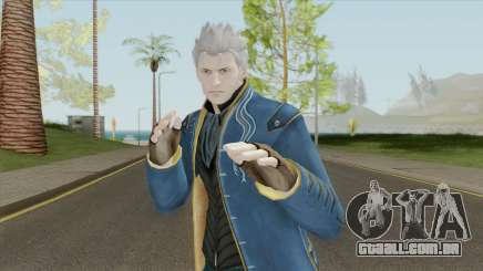 Vergil (Devil May Cry 4) para GTA San Andreas