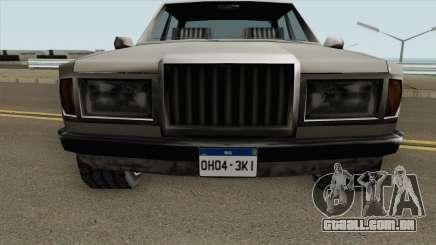 Mercosul Plates para GTA San Andreas