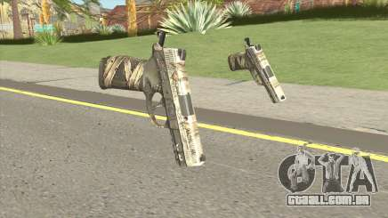 CSO FNP-45 Battle para GTA San Andreas
