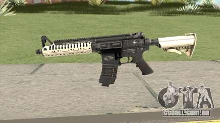 M4 (High Quality) para GTA San Andreas