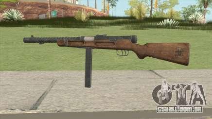 Beretta Mab-38A (Sniper Elite 4) para GTA San Andreas