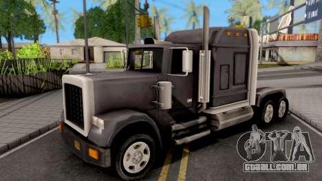 Linerunner GTA VC Xbox para GTA San Andreas