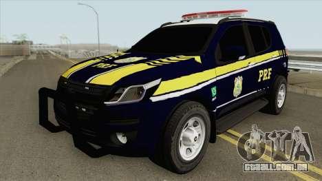 Chevrolet TrailBlazer PRF 2018 para GTA San Andreas