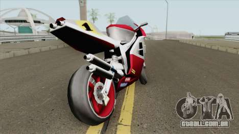 Beta NRG-500 Final para GTA San Andreas