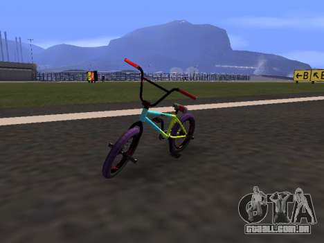 BMX by Osminog para GTA San Andreas