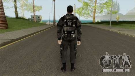 Skin From The Punisher 1 para GTA San Andreas