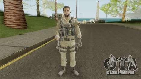 ISI Soldier V1 (Call Of Duty: Black Ops II) para GTA San Andreas