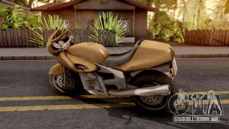 PCJ-600 GTA VC Xbox para GTA San Andreas