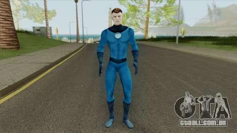 Mr. Fantastic Marvel Pinball para GTA San Andreas