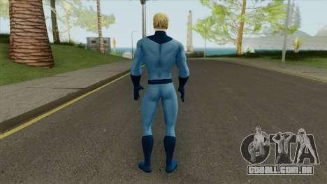 Human Torch V2 (Marvel Pinball) para GTA San Andreas