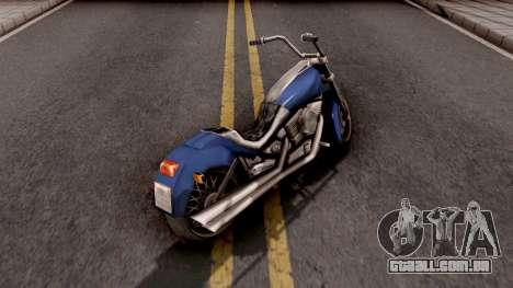 Freeway GTA VC Xbox para GTA San Andreas