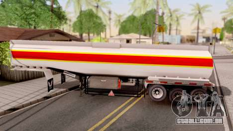 Trailer De Combustible para GTA San Andreas