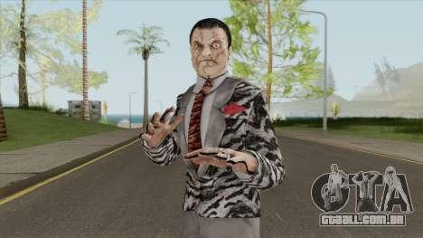 Jigsaw (Marvel Comics) para GTA San Andreas