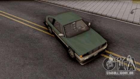 Blista Compact GTA VC Xbox para GTA San Andreas
