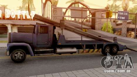 Packer from GTA VC para GTA San Andreas