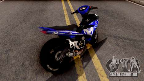 Yamaha Y15ZR GTB Edition para GTA San Andreas