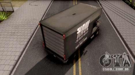 Mule GTA VC Xbox para GTA San Andreas