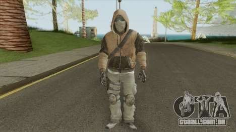 Yemeni Militia V1 (Call Of Duty: Black Ops II) para GTA San Andreas
