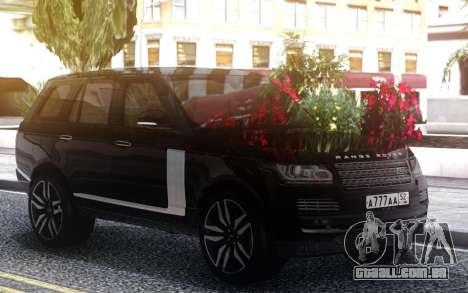 Land Rover Range Rover Sport 3.0 SD4 AT 306 para GTA San Andreas