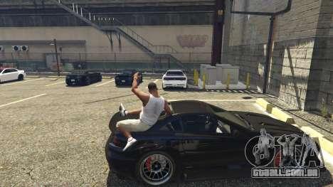 Real Parkour AguMods LUA para GTA 5