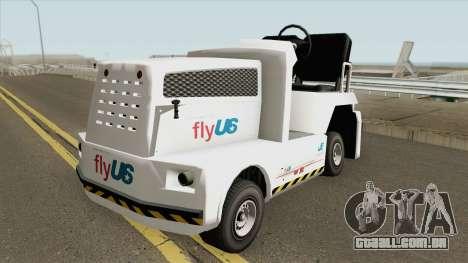 HVY Airtug GTA V para GTA San Andreas
