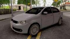 Volkswagen Voyage G5 para GTA San Andreas