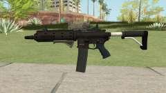 Carbine Rifle GTA V Extended (Grip, Tactical) para GTA San Andreas