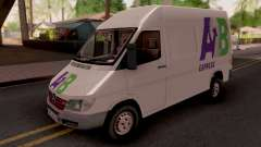 Mercedes-Benz Sprinter A2B Express para GTA San Andreas