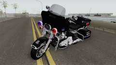 Harley-Davidson FLHTP - Electra Glide Police 2 para GTA San Andreas