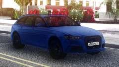 Audi RS6 PERFORMANCE 2018 para GTA San Andreas